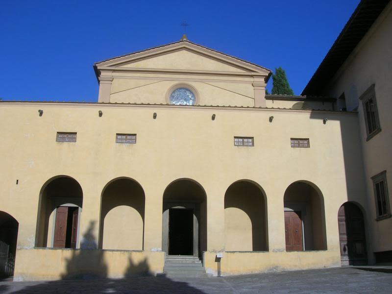 Pieve San Leonardo cerreto guidi