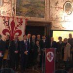 Strings City, la conferenza stampa a Palazzo Vecchio(1)