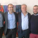 Simone Calamai il candidato sindaco del Partito Democratico