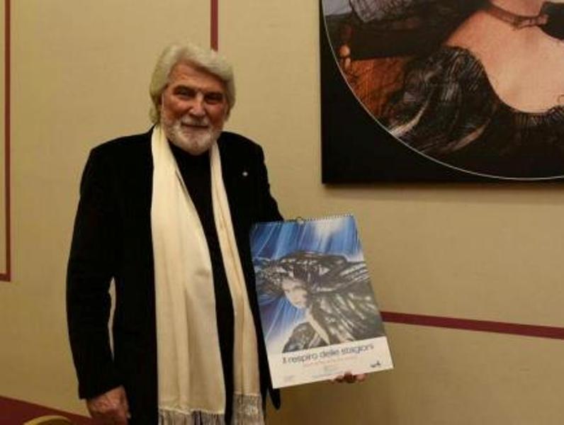 Lutto nell'arte, muore in un incidente il pittore Riccardo Benvenuti
