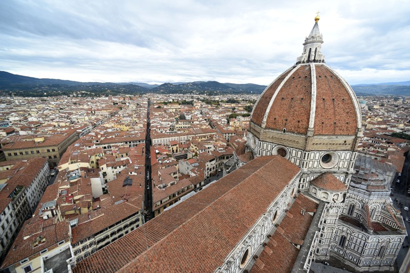 (foto Opera del Duomo Firenze/ Claudio Giovannini)