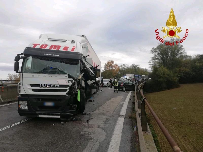 Grave incidente sulla Bettolle-Perugia, interviene Pegaso ...