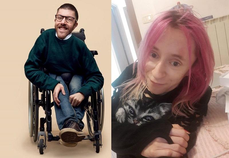 Iacopo Melio e Ilaria Bedini