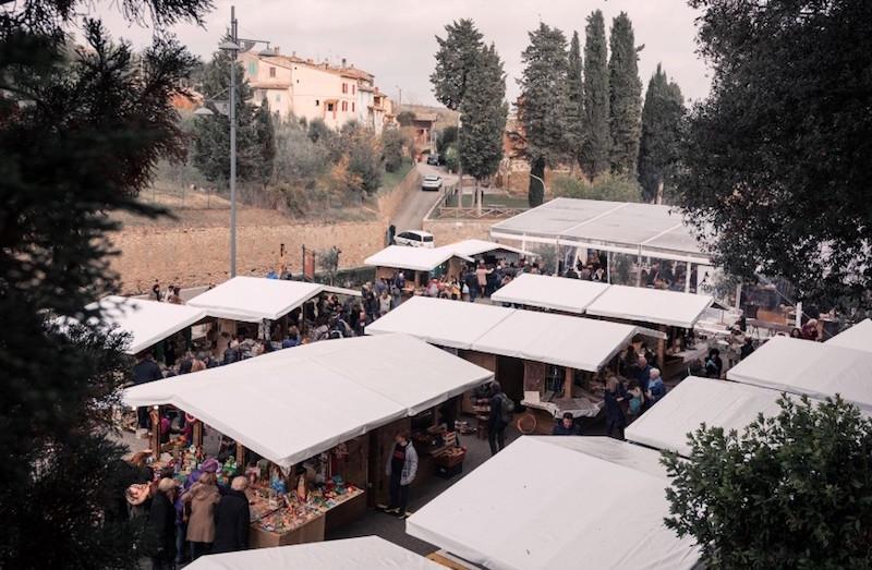 Tartufo bianco protagonista a San Giovanni d'Asso, al via la Mostra mercato