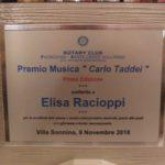 premio musica taddei