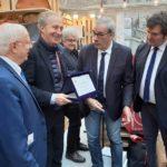 La premiazione di Antonello Ciotti