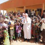 Il Vescovo in Burkina Faso