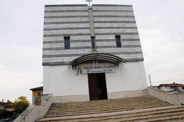 la Chiesa della Madonna Pellegrina
