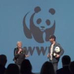 Donatella Bianchi e Jovanotti alla Conferenza Stampa credit WWF Italia