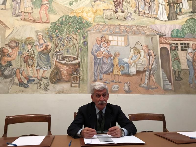 Governatore Pier Luigi Ciari