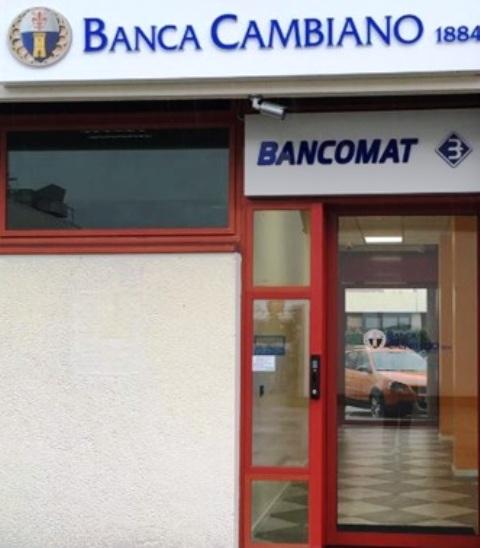 Attivato ATM intelligente di Banca Cambiano 1884 Spa