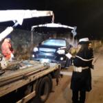 auto rubata empoli ritrovata firenze