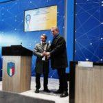 Scandicci premiato per la vittoria del campionato Allievi Regionali Elite