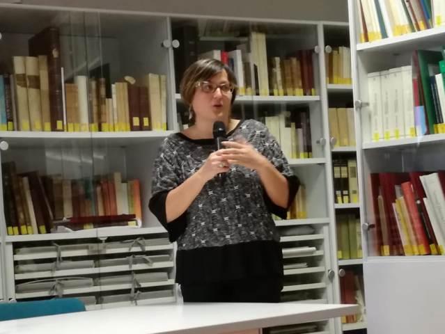Novità a Pontedera, Angela Pirri si dimette dal PD e passa a Italia Viva