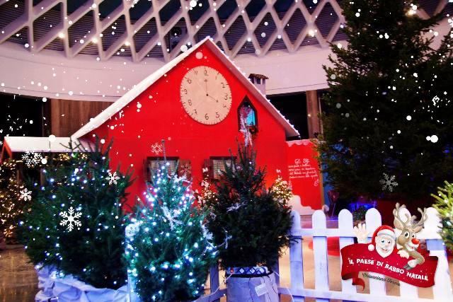 Casa Di Babbo Natale Chianciano.Chianciano Terme Una Citta Dedicata Al Natale Gonews It