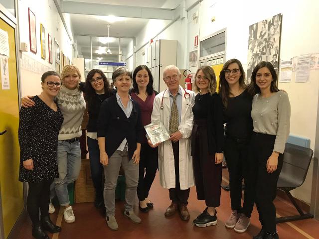 Dcp-Discinesia, il team del dottor Pifferi tar i primi al mondo nella sperimentazione