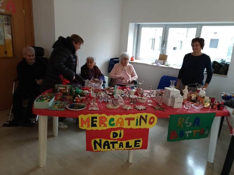 mercatino natale colle rsa 2018
