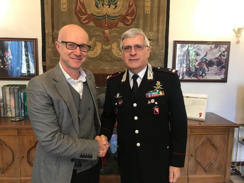 Tenenza dei carabinieri a Fucecchio, approvato il progetto esecutivo