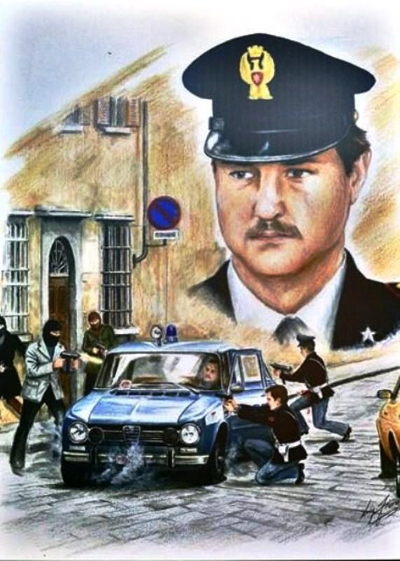 Agguato terroristi Agente Polizia Fausto Dionisi Firenze 20 gennaio 1978