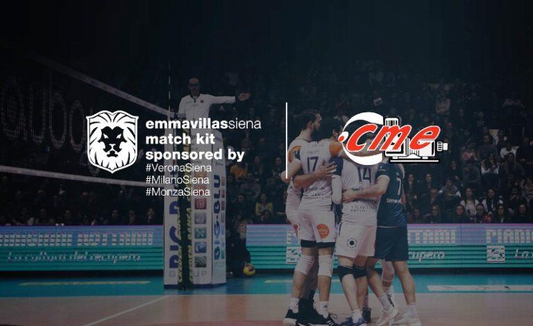 Cme match kit sponsor