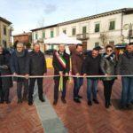 Inaugurazione piazza Landi
