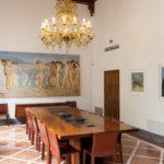 La sala con opere del Novecento