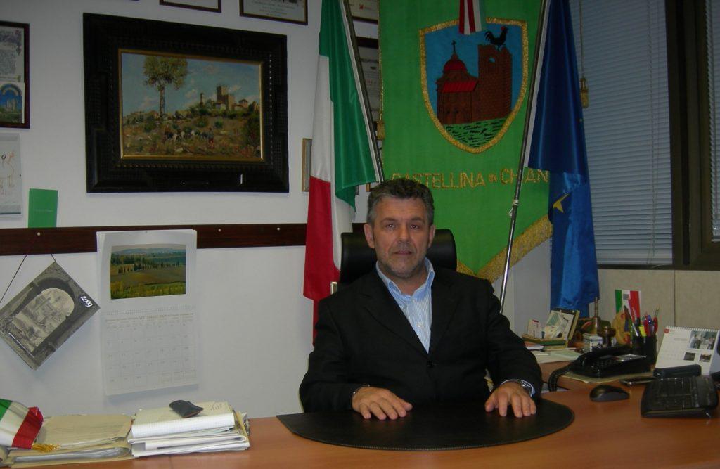 Marcello Bonechi - sindaco di Castellina in Chianti 2
