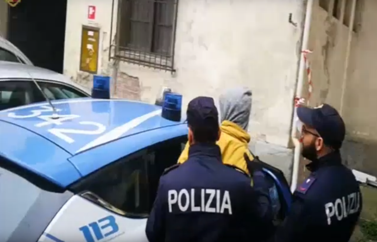 arresto_polizia_pusher_