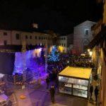 Capodanno a San Miniato (foto da Facebook)