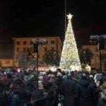 Capodanno 2019 a Empoli (foto da Facebook)