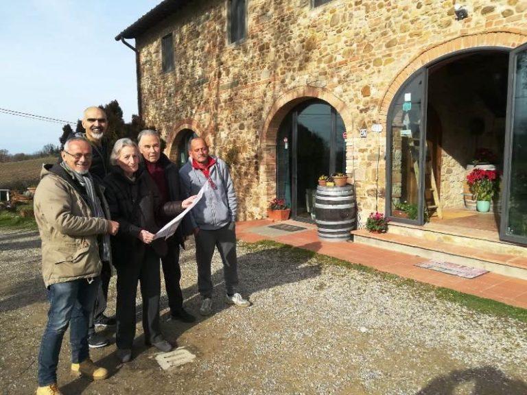 Alla ricerca della casa vissuta a San Casciano