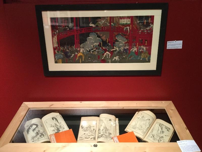 fumetti del XIX secolo alla mostra