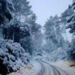 Neve a Gambassi Terme (foto da Facebook)