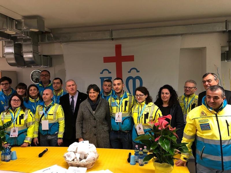 Misericordie dalla Toscana a Panama con Papa Francesco: partiti anche giovani da Empoli