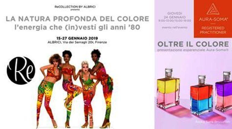 Colore e moda. Anni '80: un'esplosione di colore e gioia di vivere