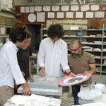 laboratorio-scultura liceo artistico porta romana