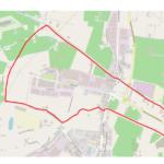 mappa divieto uso acqua falda inquinata serravalle 2019 2