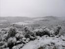 Neve a Gaiole in Chianti