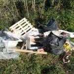 rifiuti abbandonati dicomano