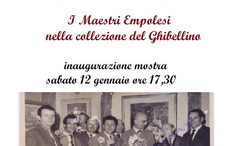 thumbnail_I maestri Empolesi nella collezione del Ghibellino-01
