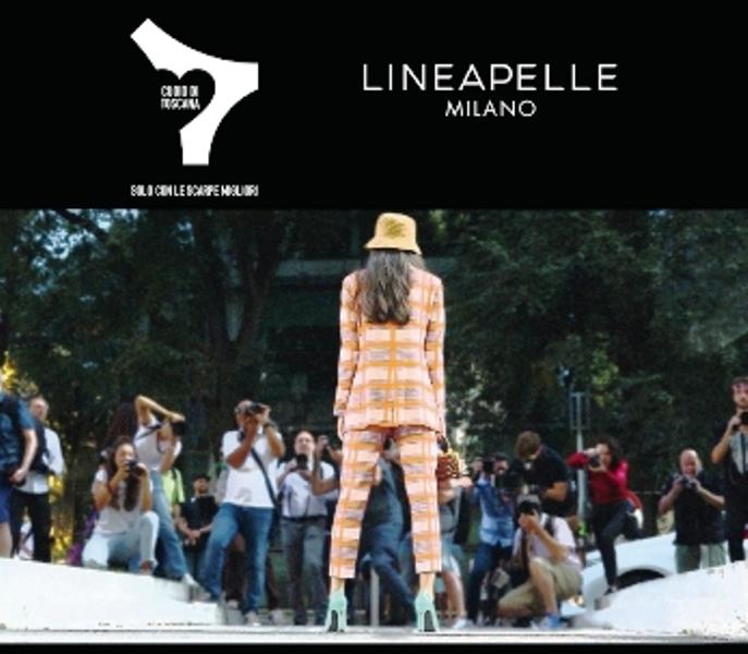 Cuoio di Toscana all'apertura di Lineapelle Milano per le tendenze Summer 2020