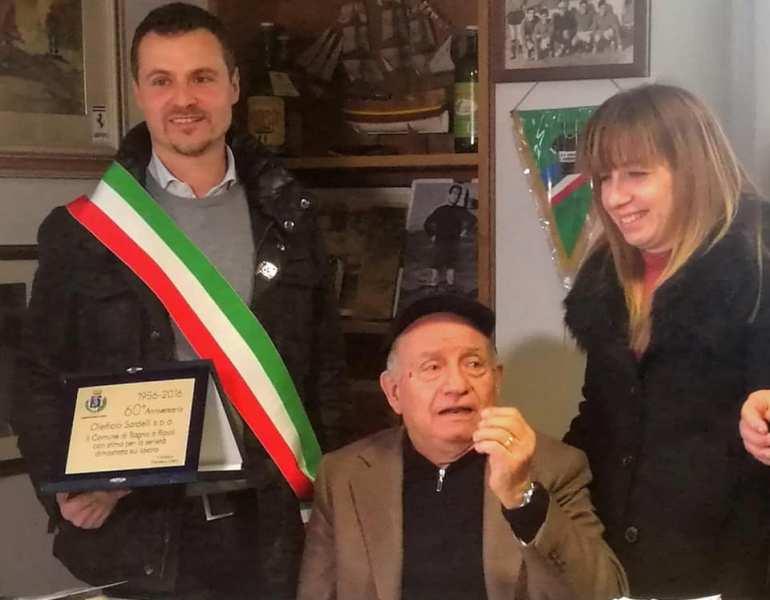 Addio A Umberto Sardelli Anima Dell Oleificio Che Ha
