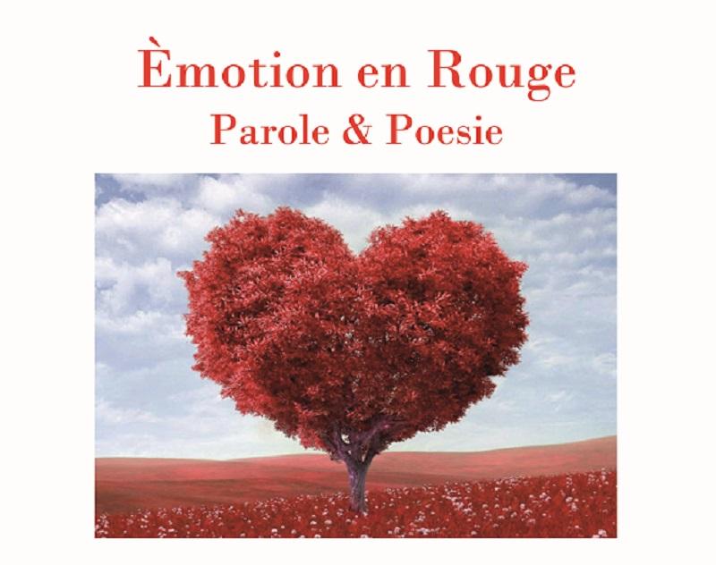 èmotion En Rouge Parole Poesie A Casole Delsa Gonewsit