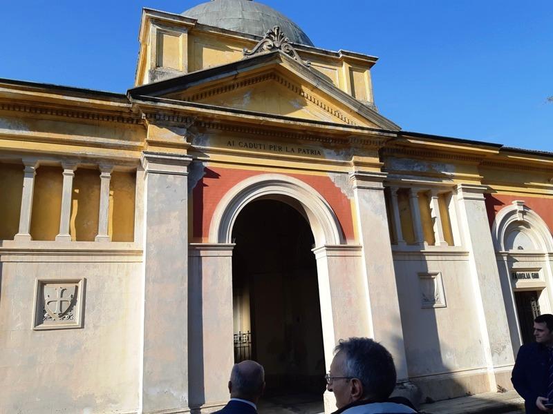 Famedio Cimitero Suburbano