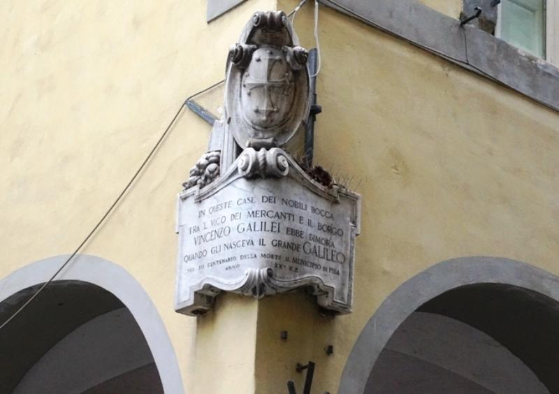 Pisa celebra Galileo Galilei nel giorno della sua nascita