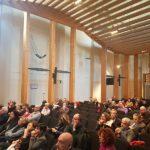 Il pubblico alla Terza Conferenza specialistiche