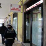 Inaugurazione Stazione di polizia Municipale galleria Gramsci 041