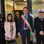 Inaugurazione Stazione di polizia Municipale galleria Gramsci 043