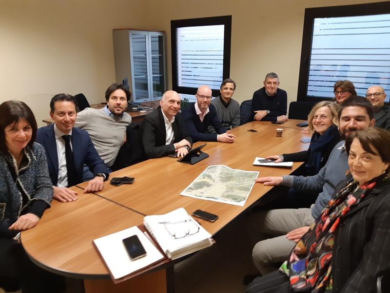 Unione Valdera e comprensorio del Cuoio, incontro su viabilità e trasporti pubblici