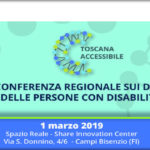Invito presentazione Conferenza regionale sui diritti delle persone con disabilità